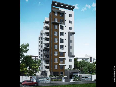 torre de apartamentos de lujo la esperilla