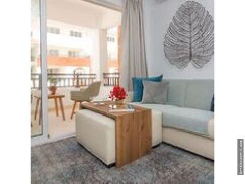 apartamentos en venta en el centro de bavaro