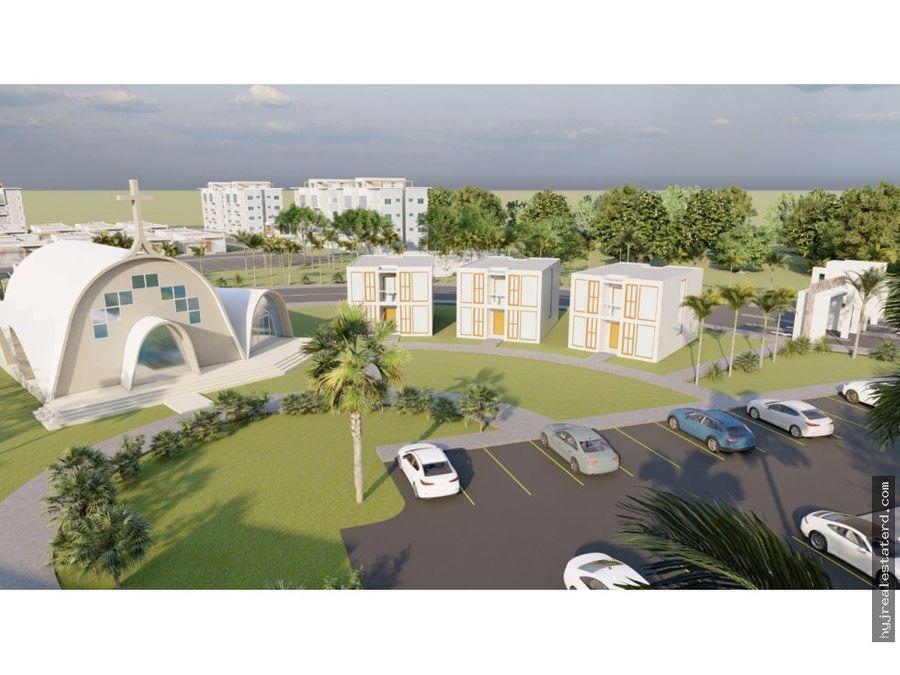 residencial punta cana macao villas y apartamentos desde usd 21000