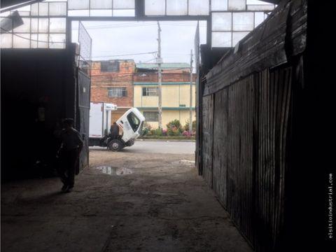 lote comercial para construccion barrio chucua carvajal bogota