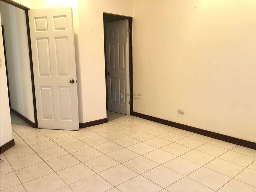 apartamento de alquiler en pinares curridabat