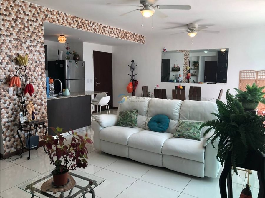 alquiler de apartamento full amueblado condo bambu urbano san sebastia