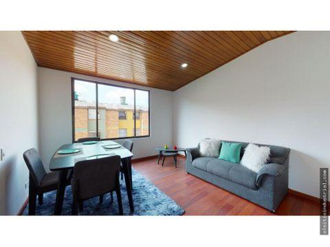 apartamento en venta en barrio navarra puente aranda bogota