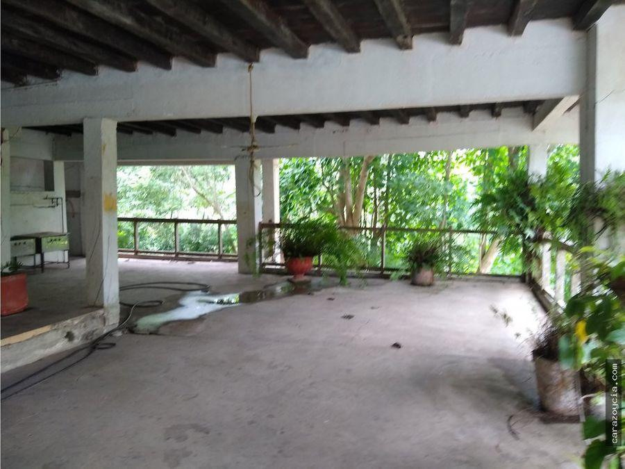 carazo vende casa finca en turbaco puentehonda