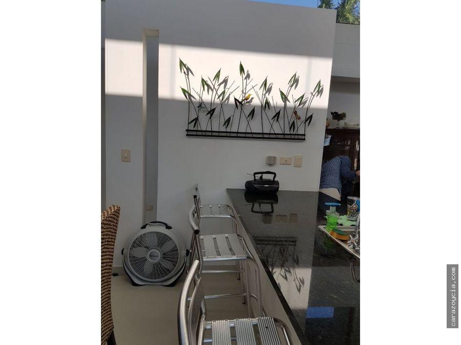 carazo vende casa en la zona norte barcelona
