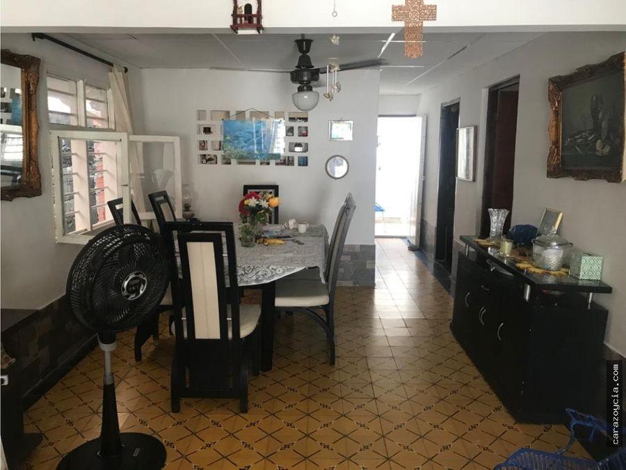 carazo vende excelente casa en blas de lezo