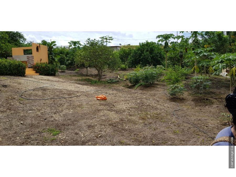 carazo vende lote en turbaco conjunto los naranjo