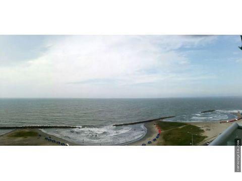 hermoso apartamento vista al mar cabrero