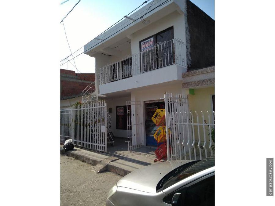 carazo vende casa simon bolivar