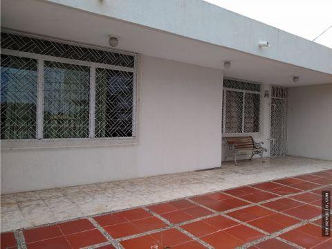 carazo vende casa recreo segunda calle