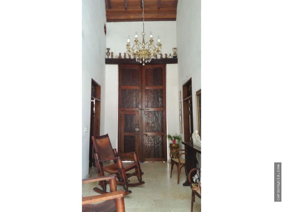 carazo vende hotel en el centro historico