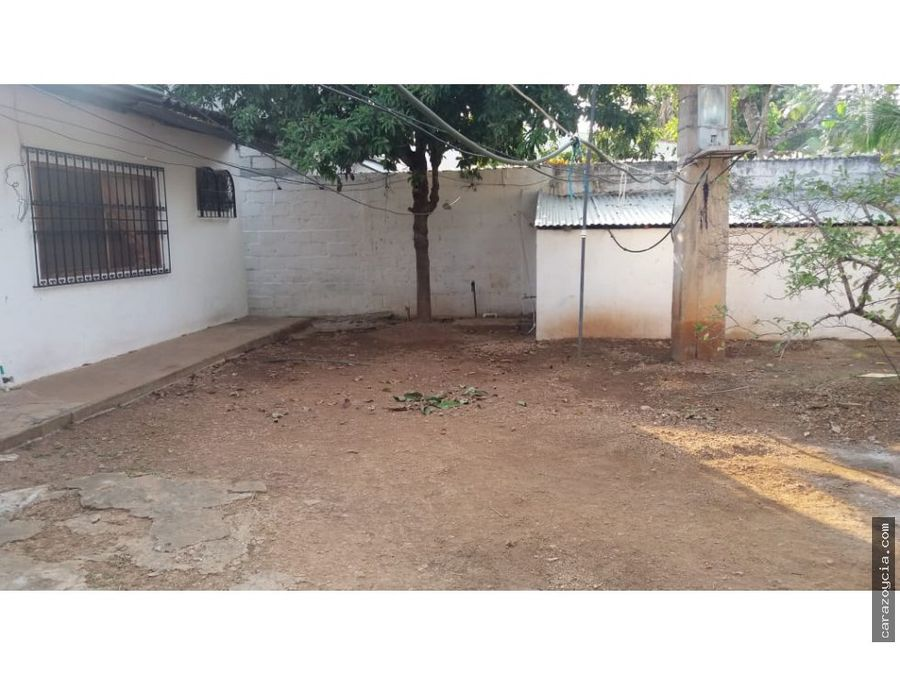 carazo vende casa en turbaco plan parejo valle