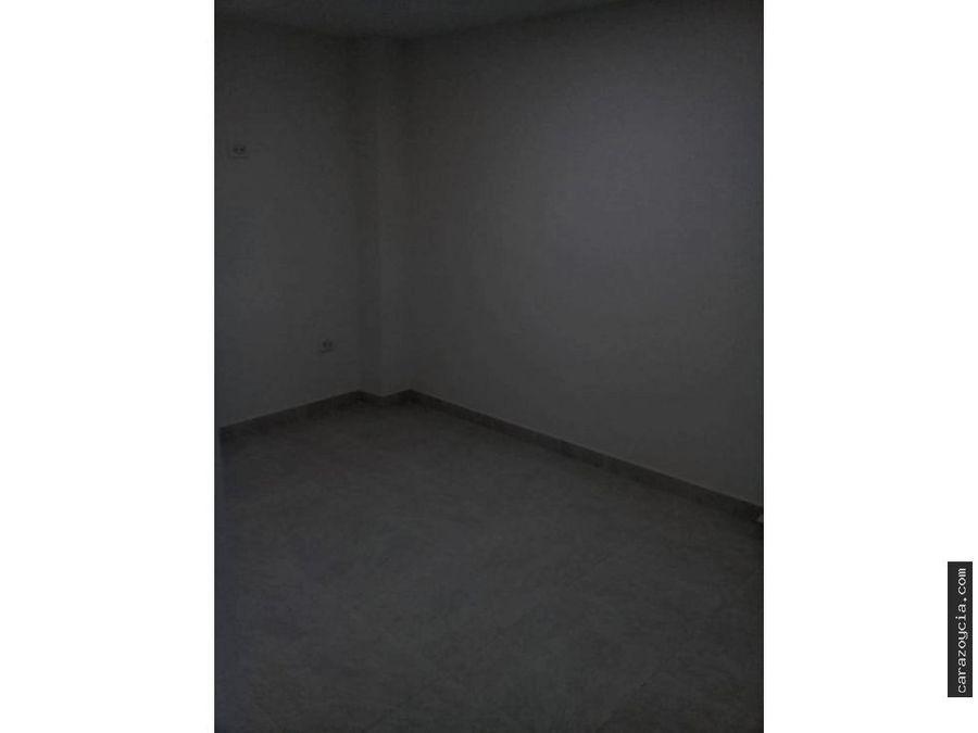 carazo vende aptos en san fernado apto101