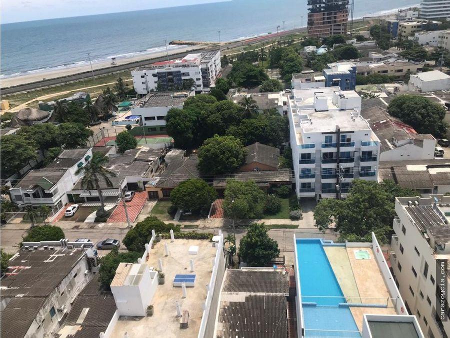 carazo vende apto en crespo edificio praia 1102