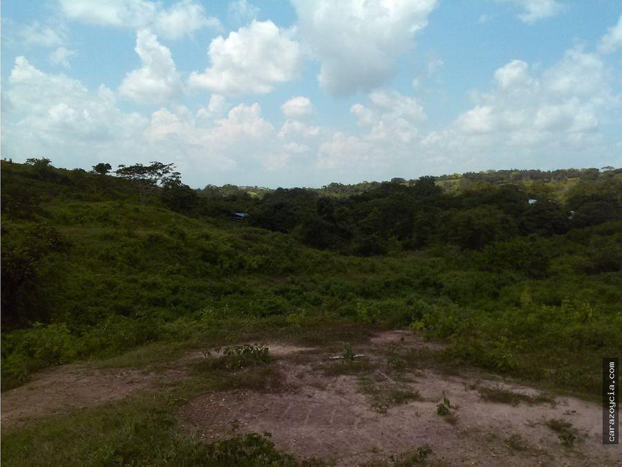carazo vende lote urbanizado en turbaco