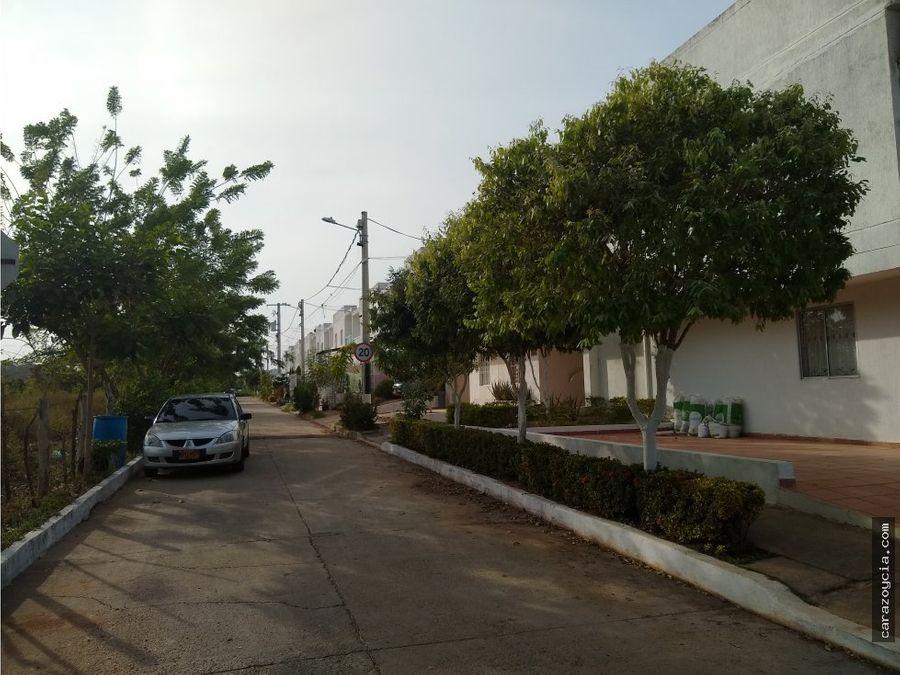 carazo vende casa en turbaco urbanizacion