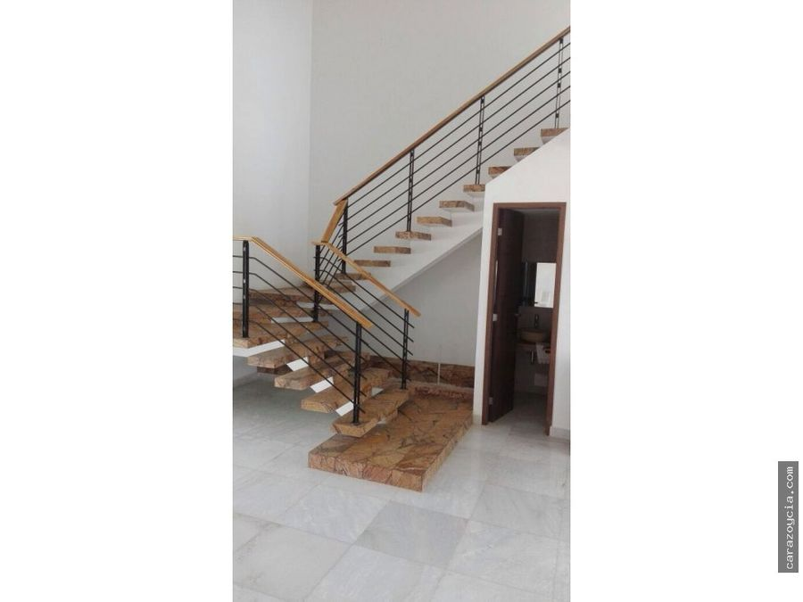 carazo vende casa condominio terranova de india