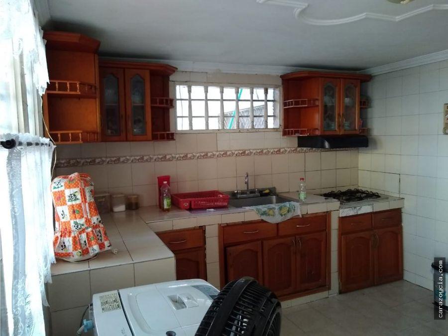 carazo vende casa canapote