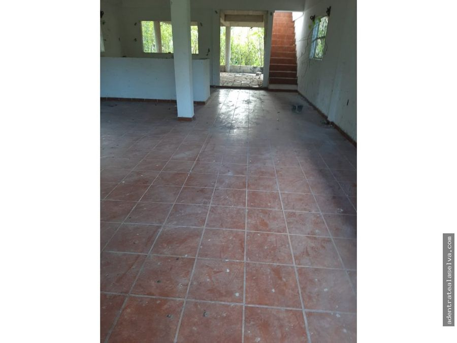 venta rancho 5 h pie carretera cancun merida
