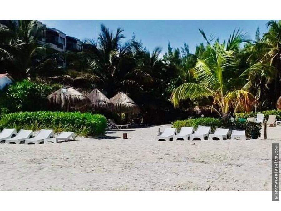 venta de pequeno hotel restaurante en la playa