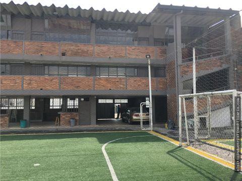 edificio educativo san benito bogota