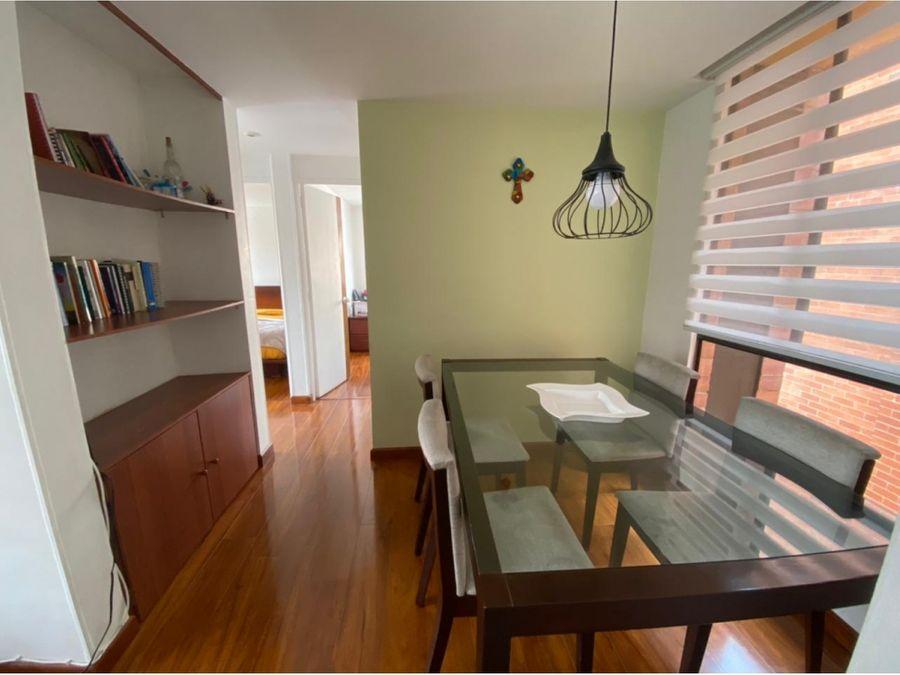 venta de apartamento en cedritos