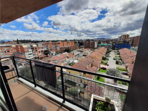 venta de hermoso apartamento en cedritos