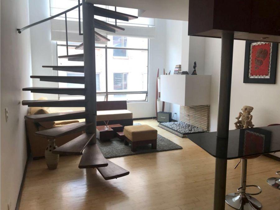 duplex en chico norte con terraza privada