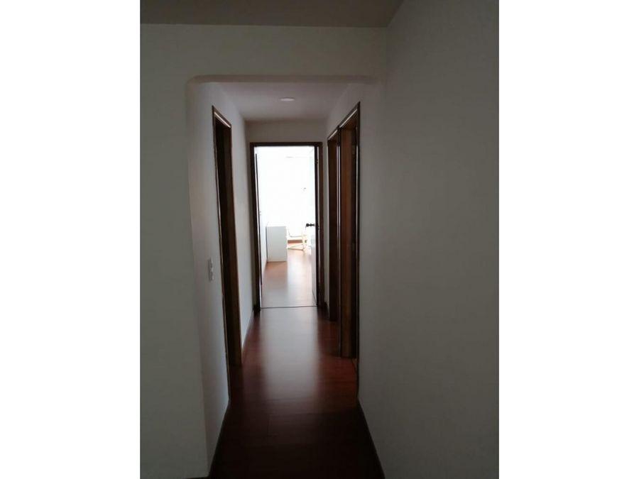 arriendo apartamento en chico