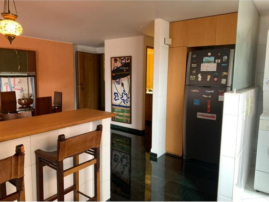 venta de hermoso apartamento en chico navarra