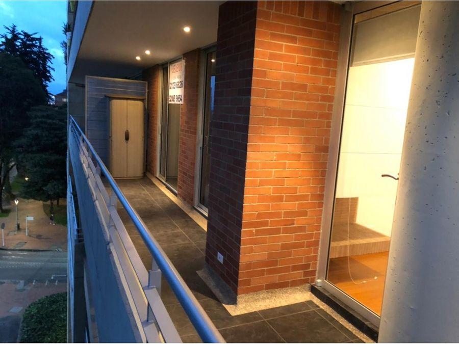 venta de hermoso apartamento en virrey con terraza