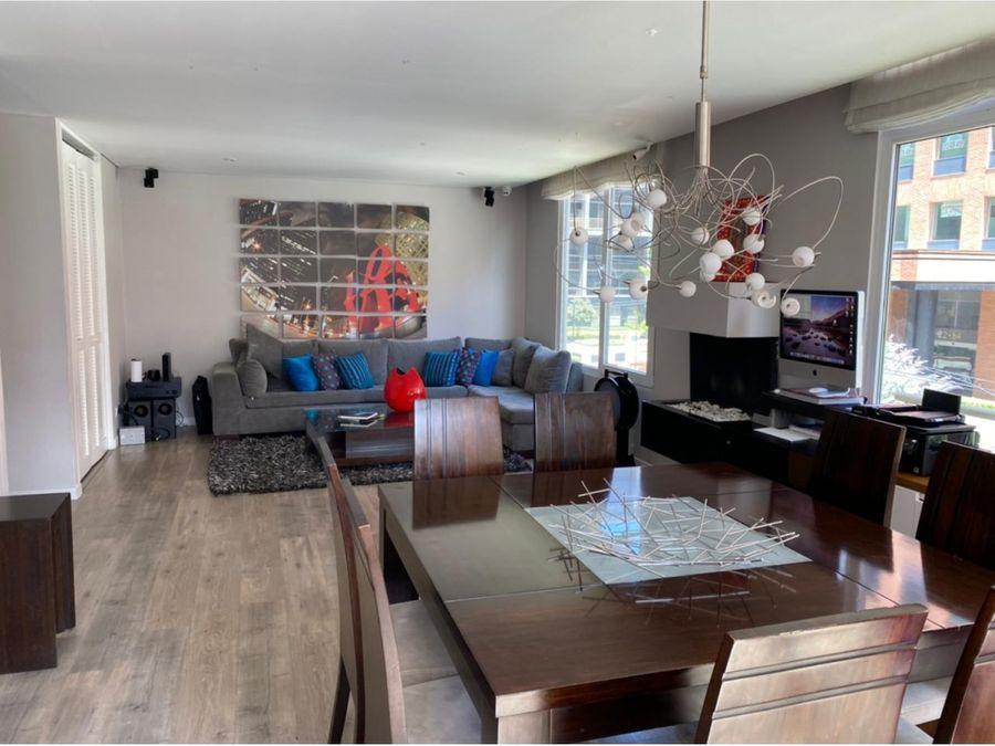 venta de hermoso penthouse duplex en chico