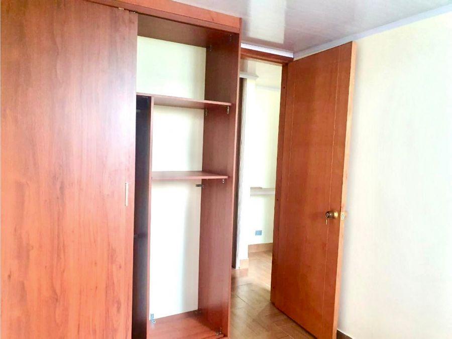 venta de apartamento en el rosal cundinamarca