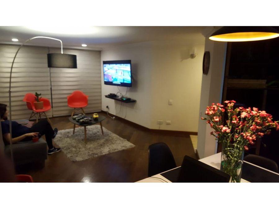 amplio apartamento en virrey