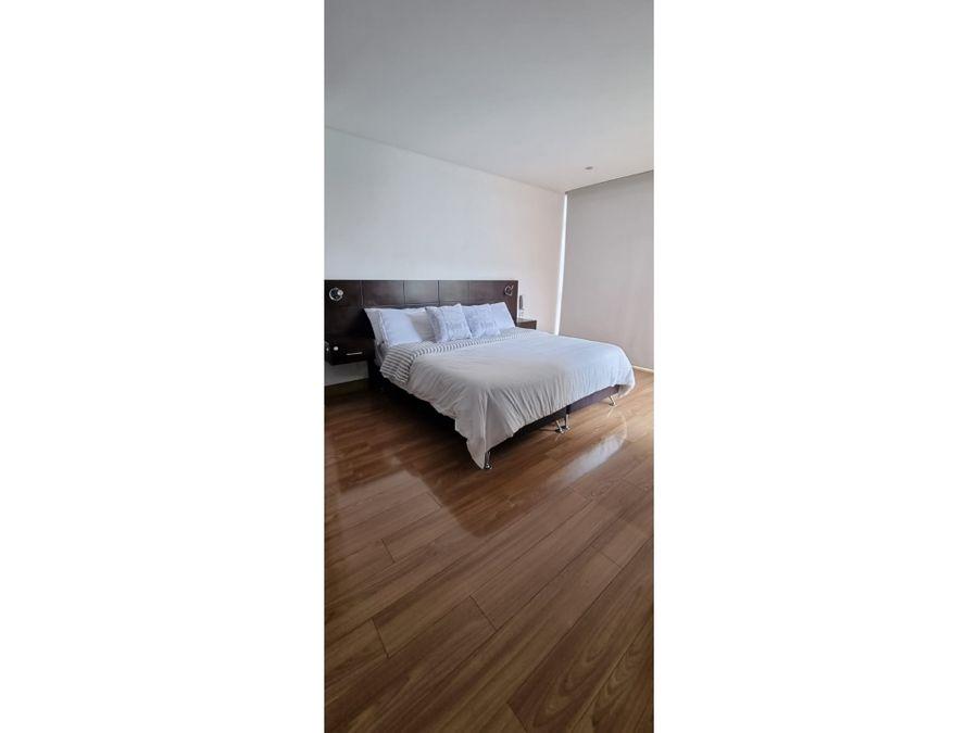 arriendo hermoso apartamento amoblado