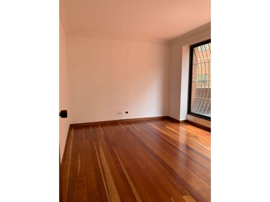 arriendo apartamento con terraza privada en chico