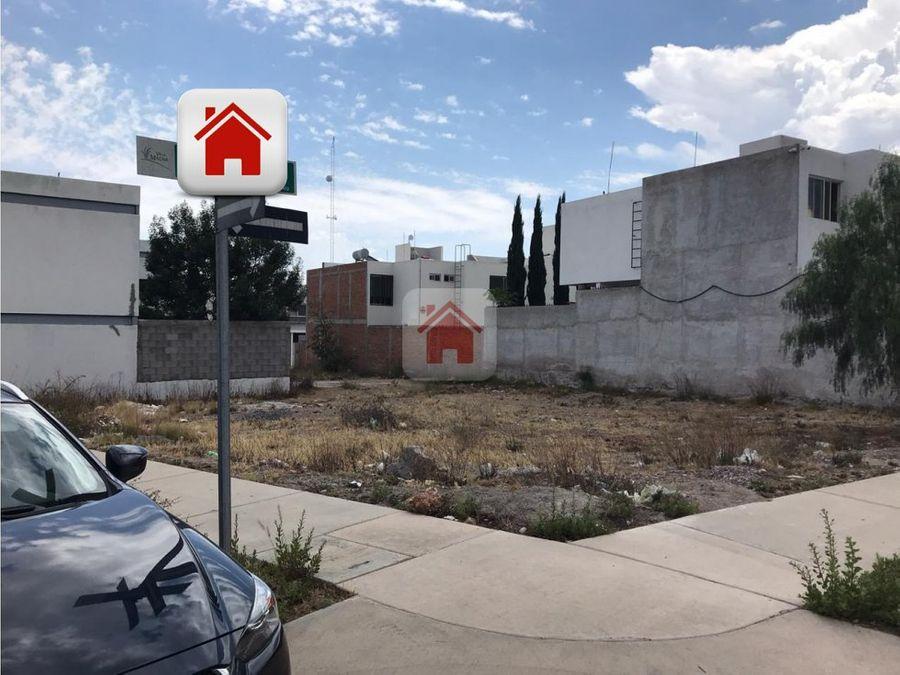 terreno en venta en villa magna excelente precio