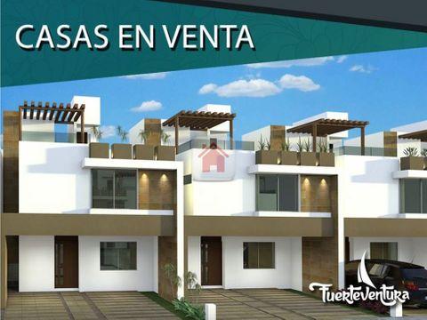 casas nuevas en venta en fuerte ventura