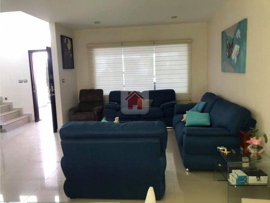casa en renta con opcion a compra en privada san angel 1