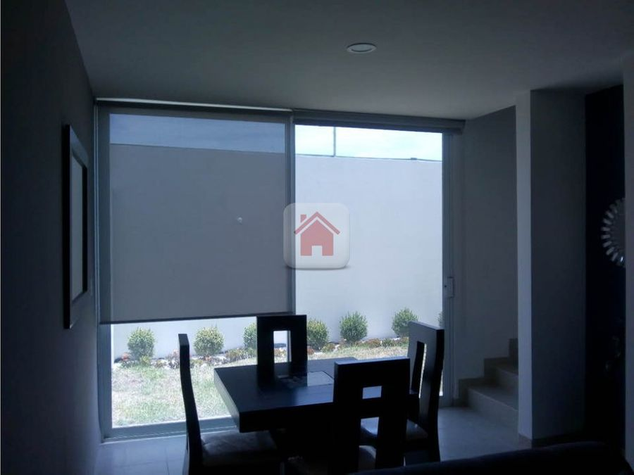 casa amueblada en fracc puerta natura modelo duna