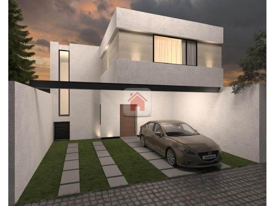 casa nueva en pre venta en villa magna