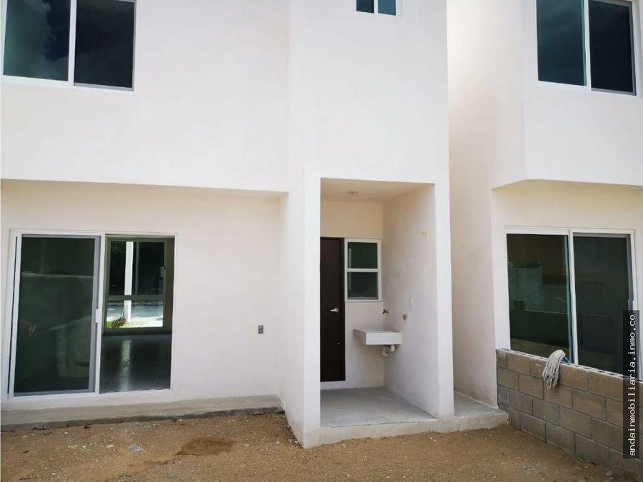 casa en venta en el fracc jardines de champayan