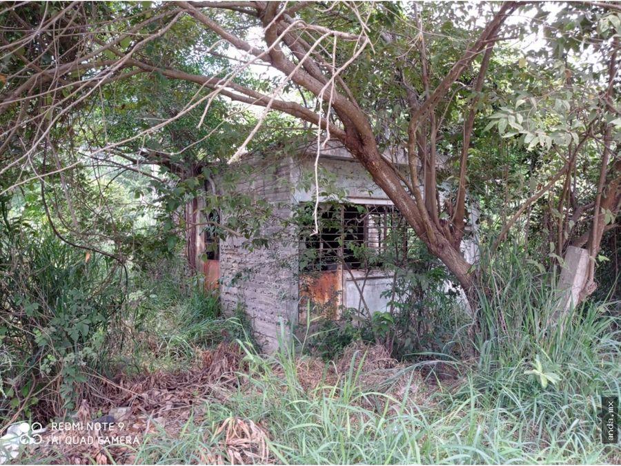 terreno en venta en pueblo viejo veracruz