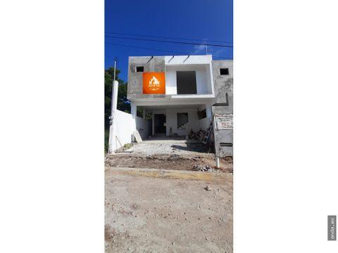casa en venta en la col emiliano zapata ciudad madero