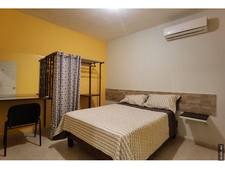 habitaciones en renta en tampico