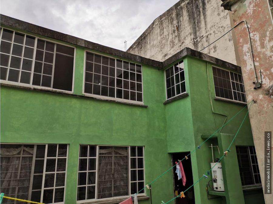 casa para inversion en la col zona centro