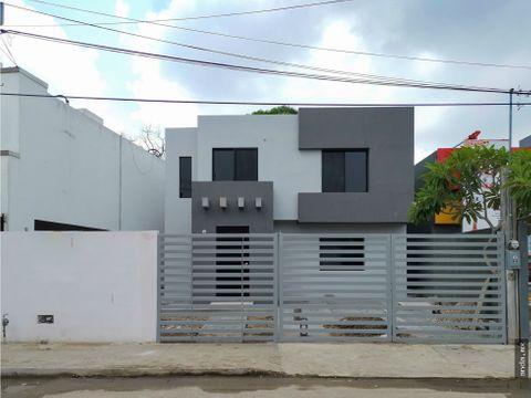 casa en venta col san antonio tampico