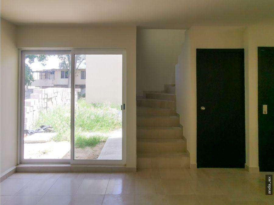 casa en venta col vicente guerrero ciudad madero