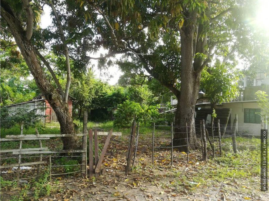 terreno en venta en pueblo viejo