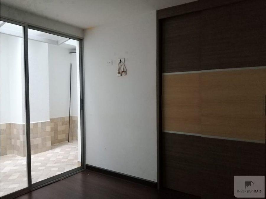 se arrienda apartamento con balcon velodromo